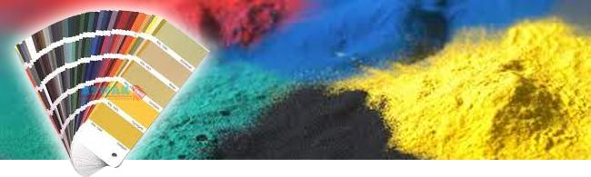 couleurs ral poudre epoxy