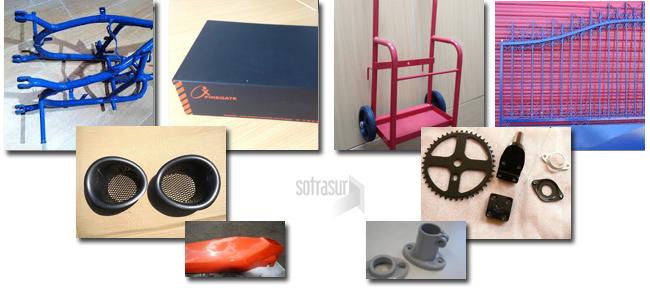produits preints epoxy