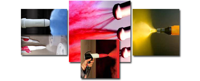 peinture et poudrage epoxy